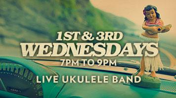Live Ukulele Band