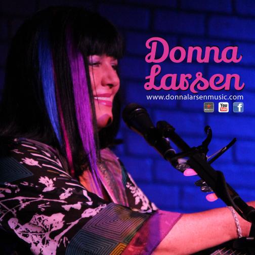 Donna Larsen & Messengers Holiday Show   December 15th