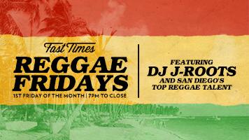 Reggae Fridays