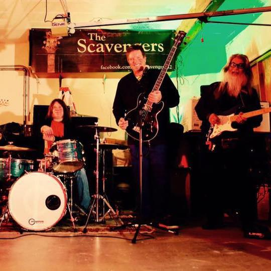 The Scavengers LIVE | February 18th